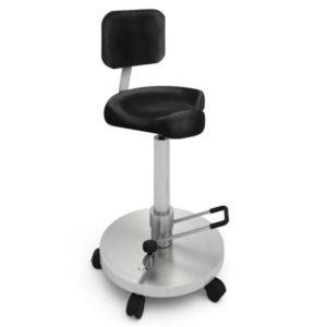 Sedile Per Chirurgo Con Sella Anatomica