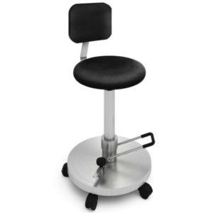 Sedile Per Chirurgo Con Seduta Rotonda